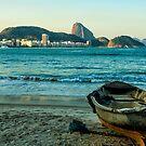 Ipanema Boat by photograham