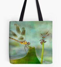 Dragonfly Fantasy Tote Bag
