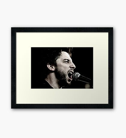 Not Just Another Ballad Framed Print