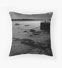 Dundrum Bay #1 Throw Pillow