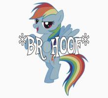 Rainbow Dash *BROHOOF*
