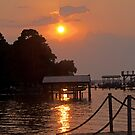 sittin on the dock of the bay by Tamara  Kaylor