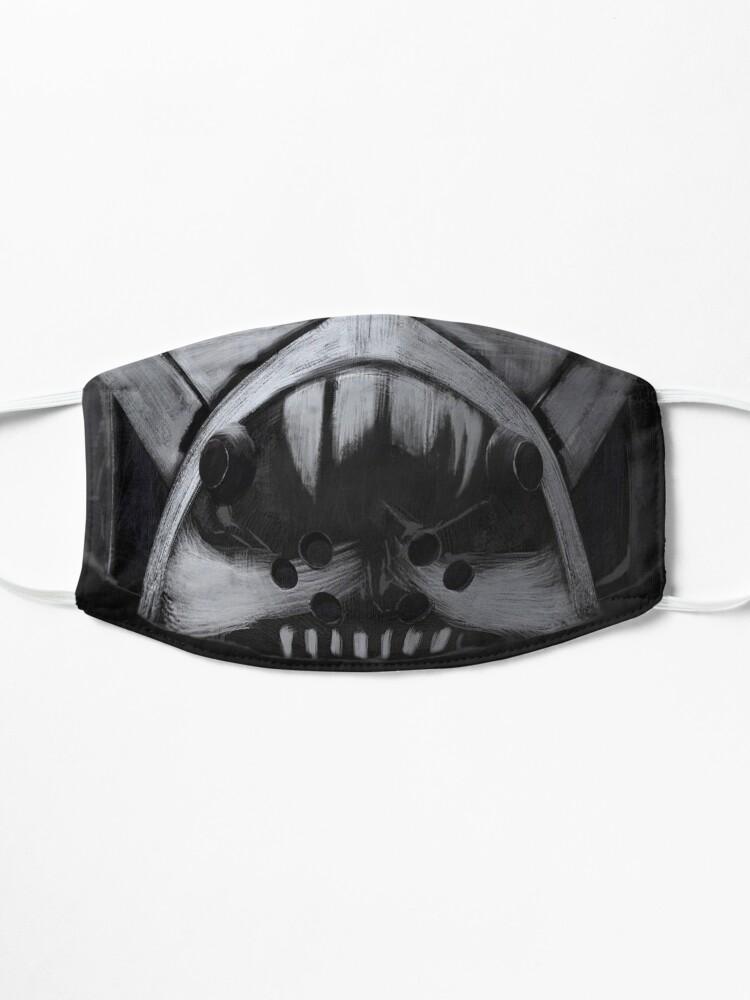 Alternate view of Bad Batch Wrecker Helm Mask