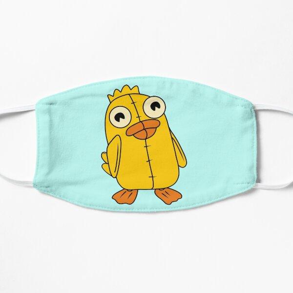 Ducky Momo Flat Mask