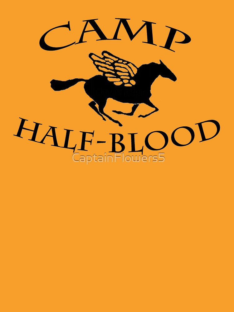 Camp Half-Blood Tee | Unisex T-Shirt