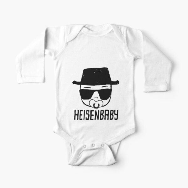 Heisenbaby Long Sleeve Baby One-Piece