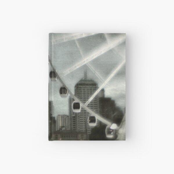 Big wheel Hardcover Journal