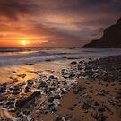 Godfrey's at dawn by Mel Brackstone