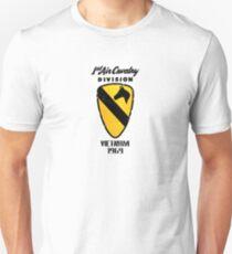 1st air cavalry division, vietnam 1969... (black) T-Shirt