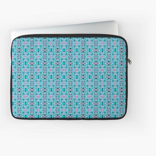 Geometric abstraction mini pattern Laptop Sleeve