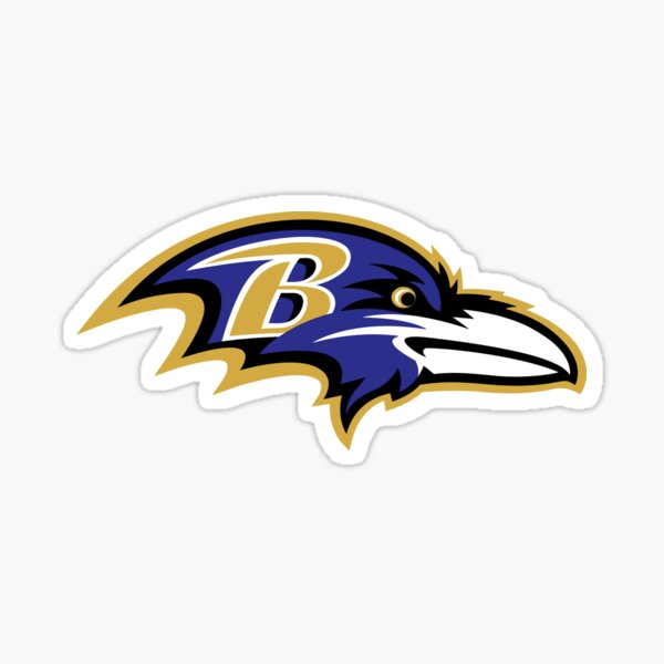 ravens-baltimore  Sticker