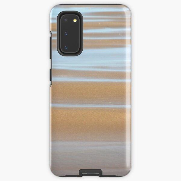 Beach stripes Samsung Galaxy Tough Case