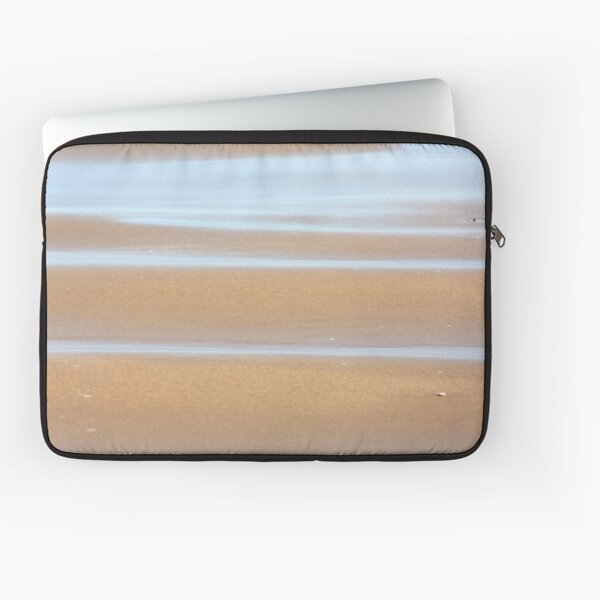 Beach stripes Laptop Sleeve