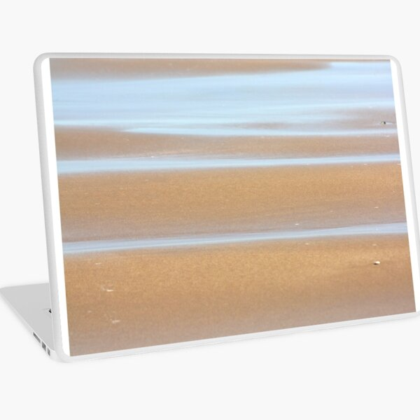 Beach stripes Laptop Skin