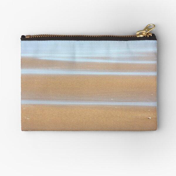 Beach stripes Zipper Pouch