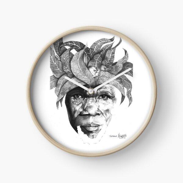 The Original Sunman - By Siphiwe Ngwenya Clock