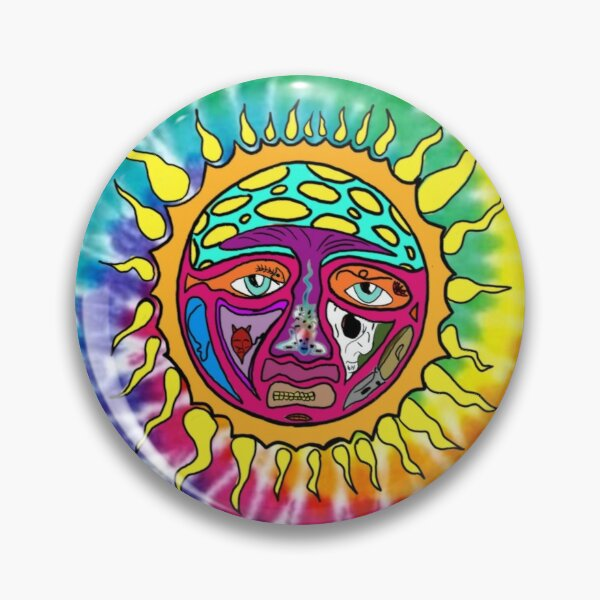 Sublime Sun Pin