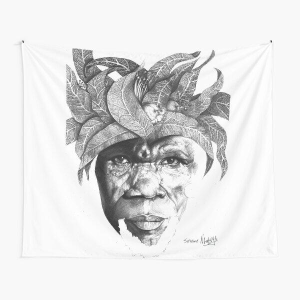 The Original Sunman - By Siphiwe Ngwenya Tapestry