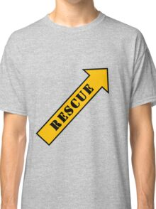 FIGHTER RESCUE Classic T-Shirt