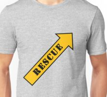 FIGHTER RESCUE Unisex T-Shirt