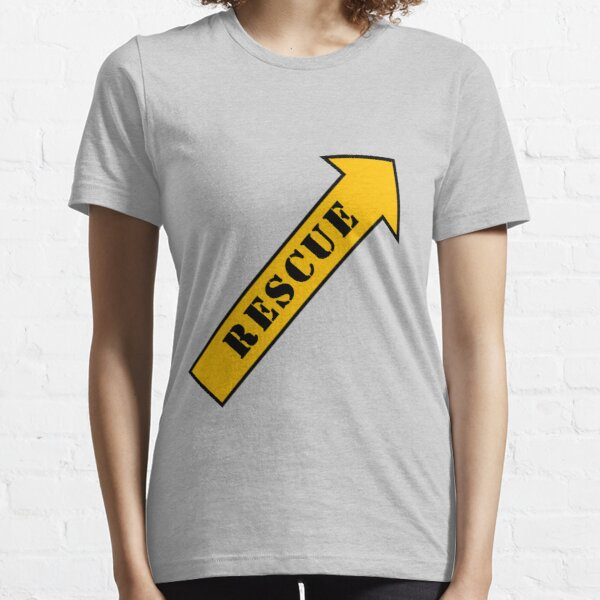 FIGHTER RESCUE Essential T-Shirt
