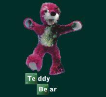 Breaking Bad Teddy Bear   Unisex T-Shirt