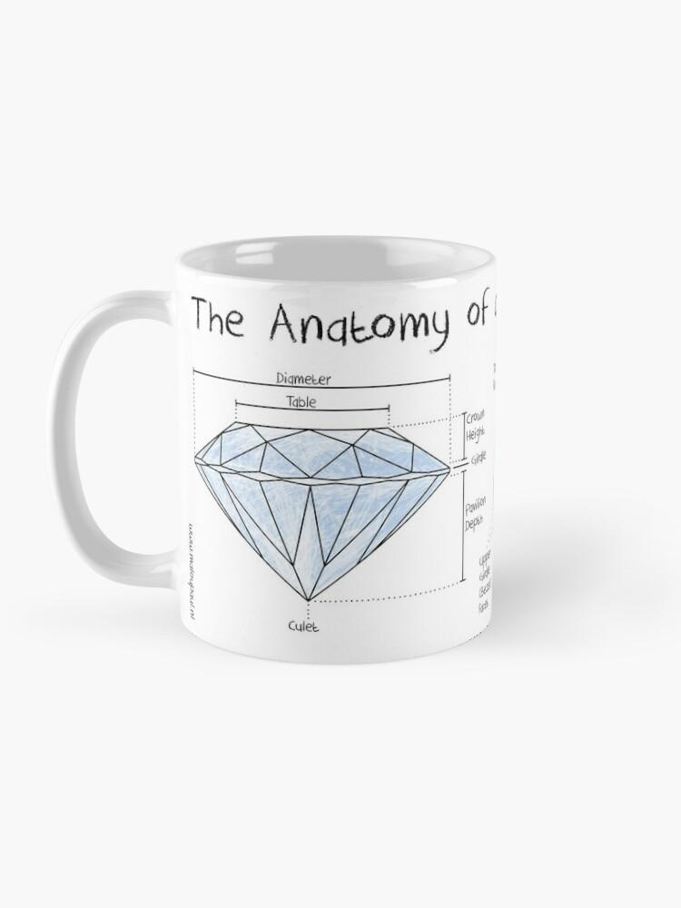 Alternate view of Brilliant Cut Diamond Mug