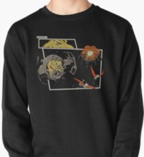 Tie Rex and the Rebeldactyls Pullover