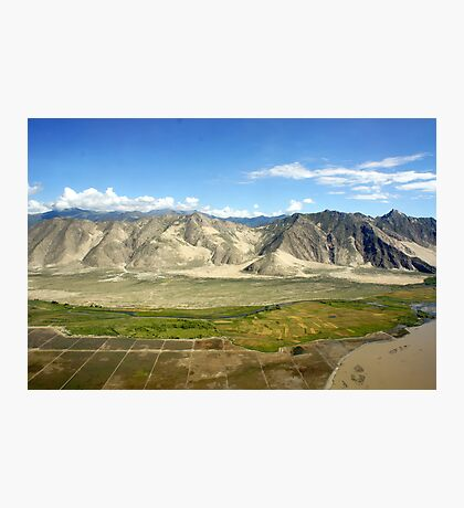 Lhasa Valley Photographic Print
