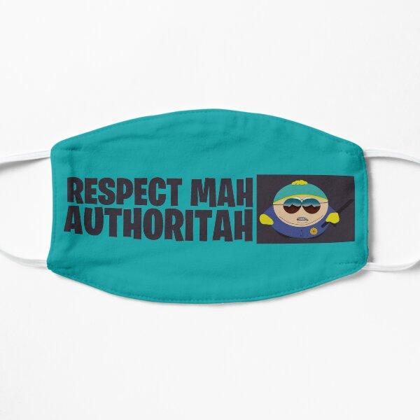 Mah Authoritah Flat Mask