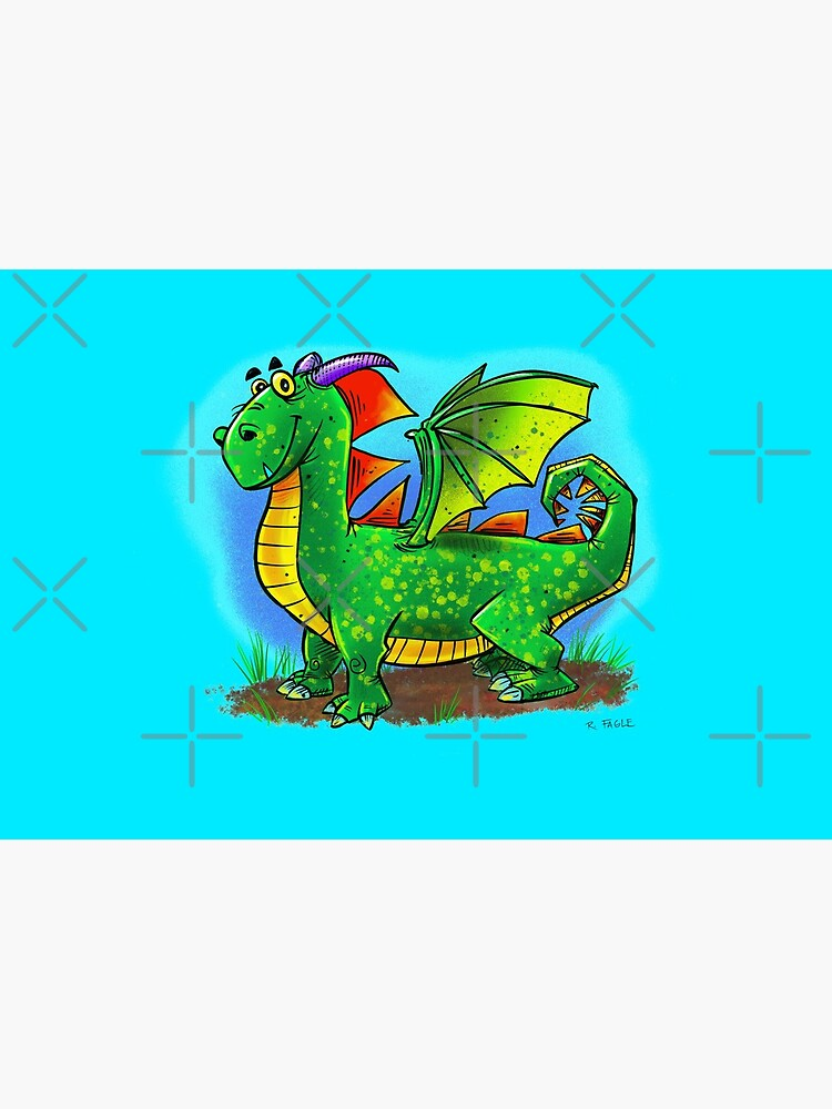 Friendly Dragon by magichammer