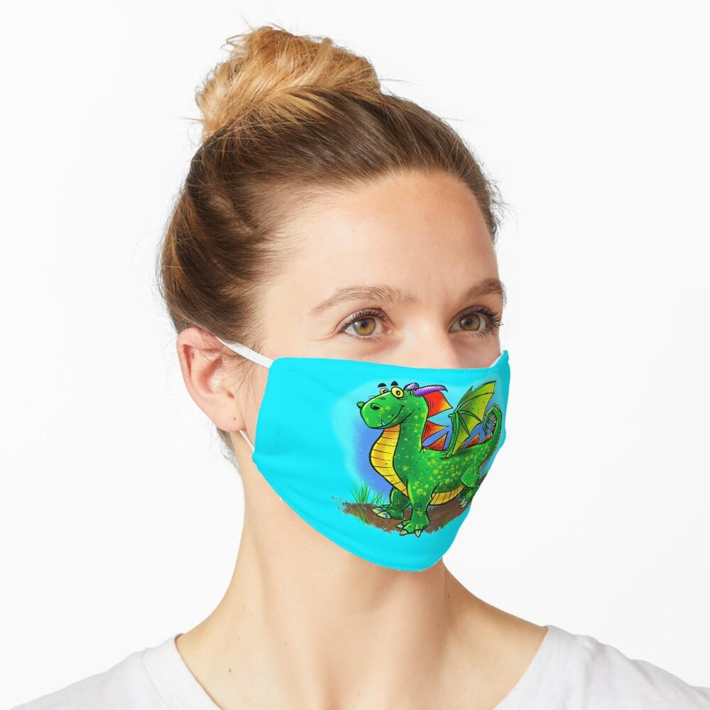 Friendly Dragon Mask