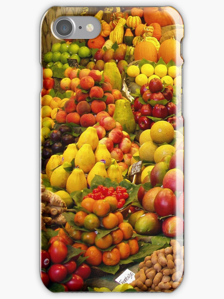 FRUIT Case by PerkyBeans