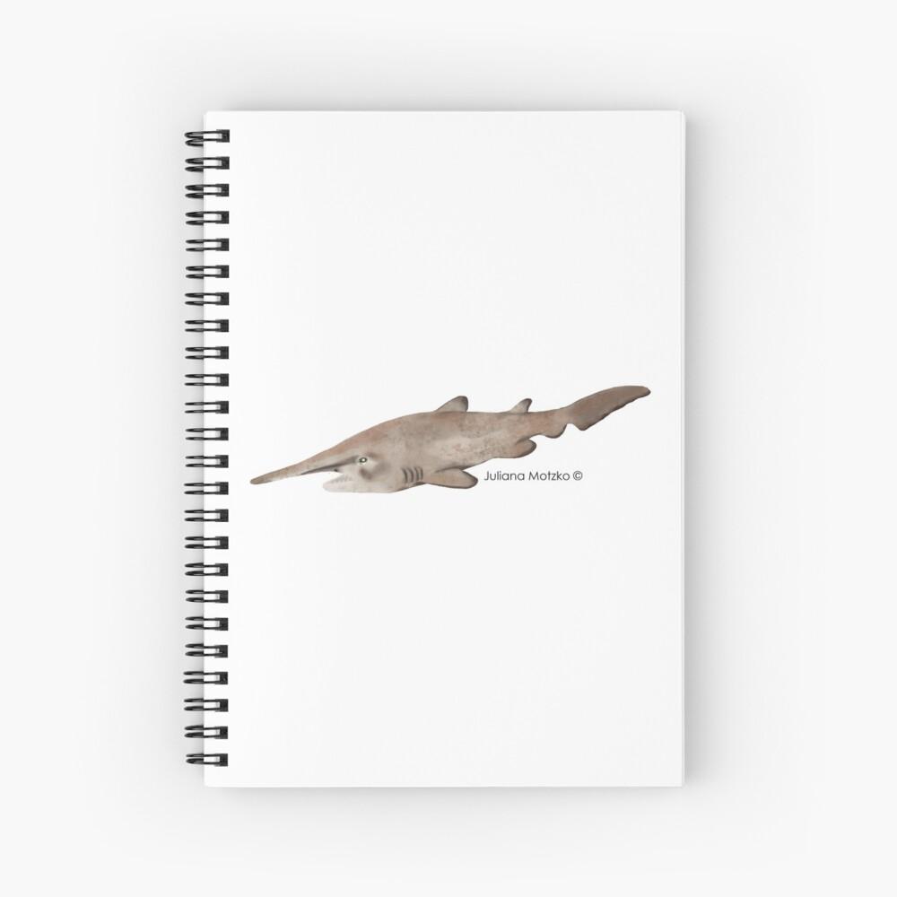 Goblin Shark Spiral Notebook