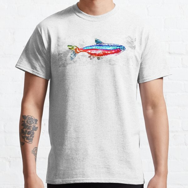 Cardinal Tetra Aquarium Fish Classic T-Shirt