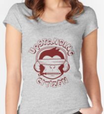 Upstanding Citizen Women's Fitted Scoop T-Shirt