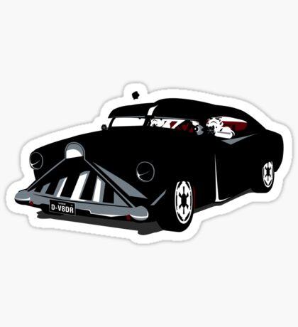 Dark Lowrider Sticker