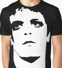 Lou Reed Transformer Chemise T-shirt graphique