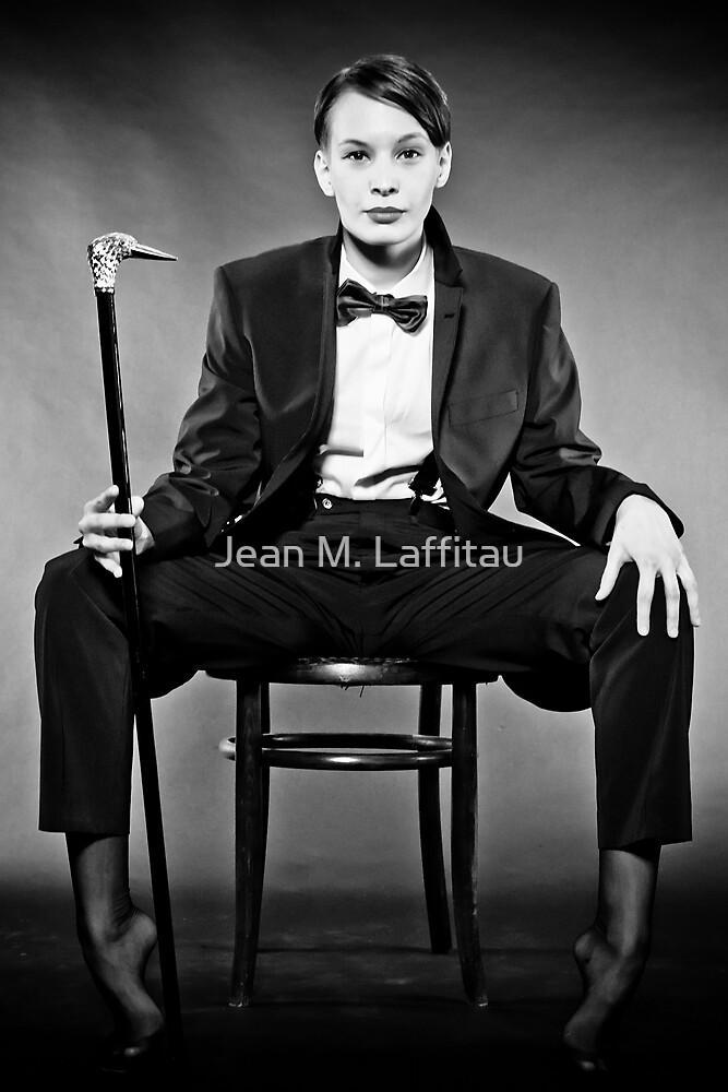 Silence! by Jean M. Laffitau