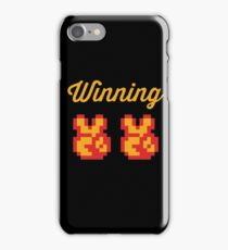 Street Fighter #Winning iPhone Case/Skin