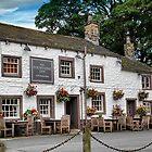 Village Pub  by Irene  Burdell
