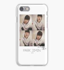 BTS/Bangtan Sonyeondan - Jimin Photocard iPhone Case/Skin