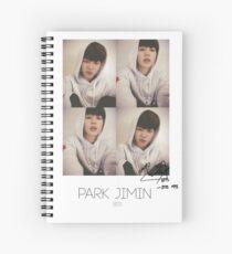BTS/Bangtan Sonyeondan - Jimin Photocard Spiral Notebook