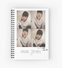 BTS / Bangtan Sonyeondan - Jimin Fotokarte Spiralblock