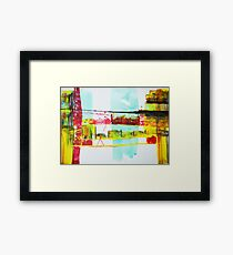 Abstract #2 Framed Print