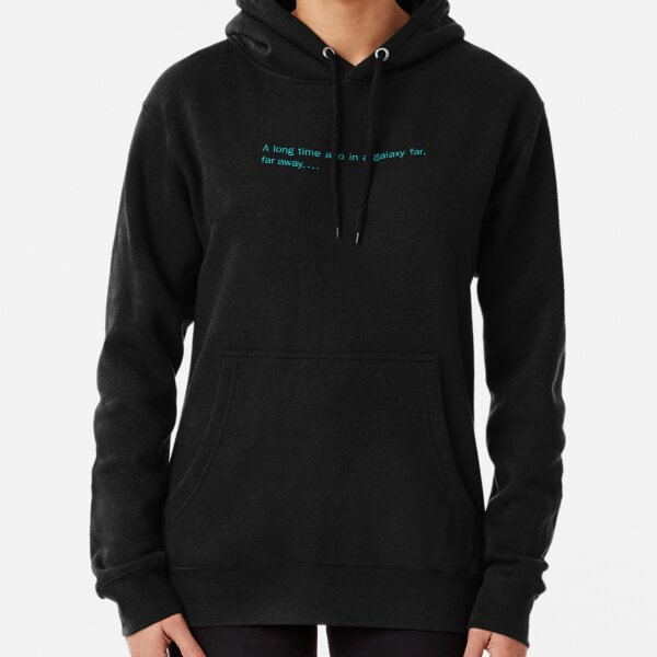 s w open Pullover Hoodie