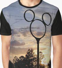 Orlando Sunset Graphic T-Shirt