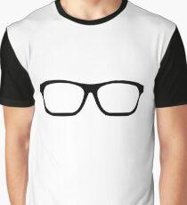 Nerd Glasses Graphic T-Shirt