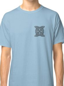 Celtic Knot Tribal Tattoo Classic T-Shirt
