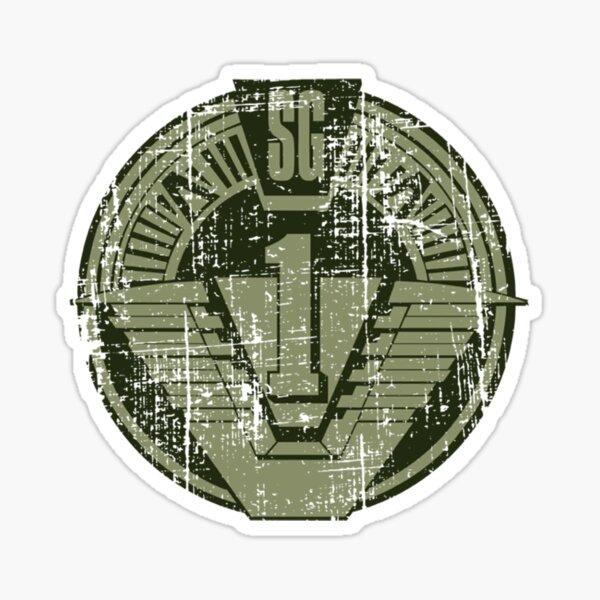 Stargate SGI Sticker